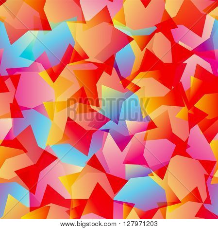 seamless abstract pattern. Could be used as seamless wallpaper, textile, wrapping paper or background