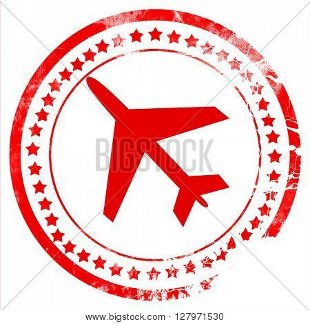 Low flying planes sign