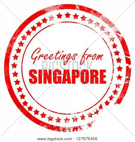 Greetings from singapore