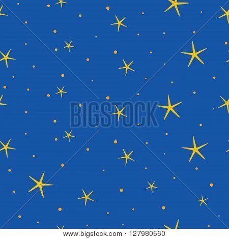 Pattern Of Sea Stars