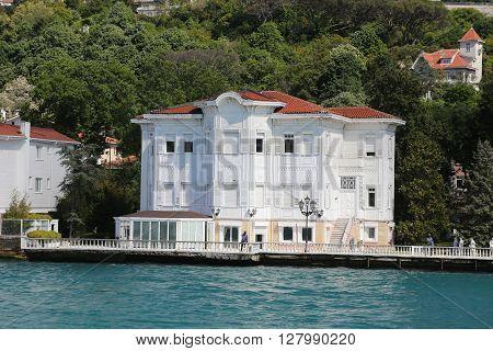 Building Istanbul City, Turkey
