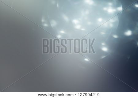 Abstract Bokeh Light Celebration Background