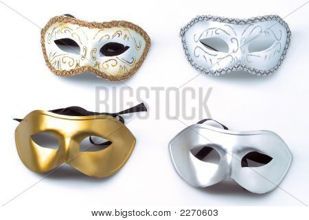 Four Masks