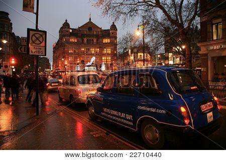 London Taxi