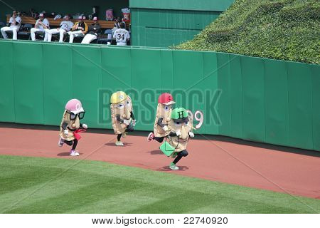 Pittsburgh Pirates Pierogis