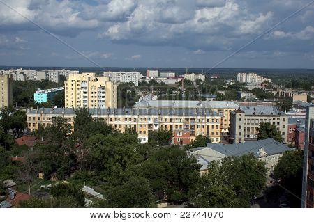 City vicinities, Russia, Tambov