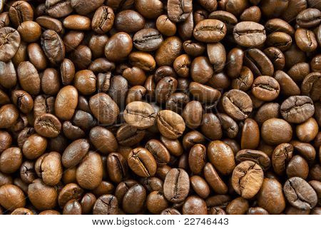 Fried Grain Coffee.
