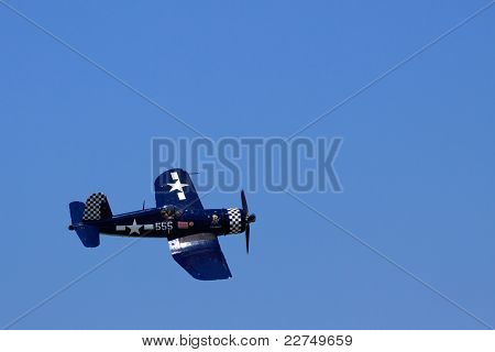 WWII F4U Corsair