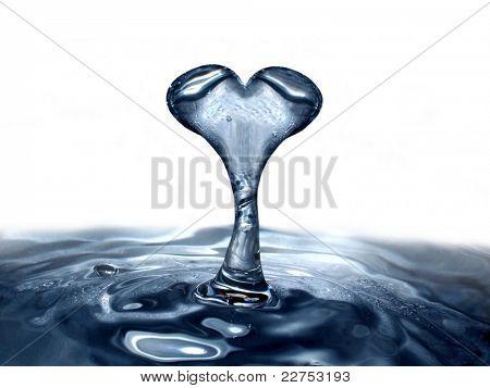 heart of water