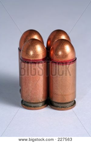 Russian Pistol 9mm Rounds