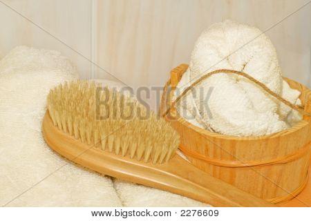 Brush And Bucket