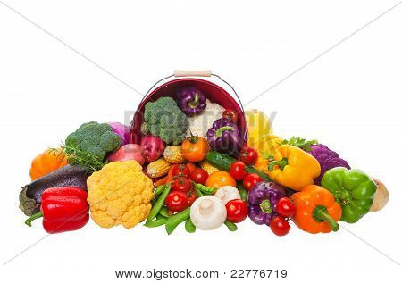 Market Fresh Vegetables