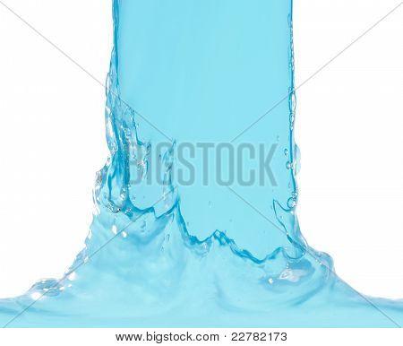 Flawing Water