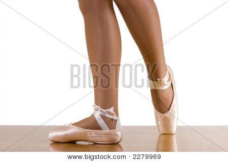 Pose Derriere Ballet Workout