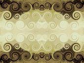 image of tabriz  - fractal background - JPG