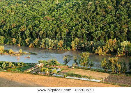 River farm