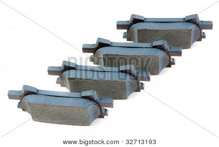 Set Of Brake Pads