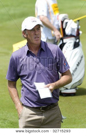 Richard Green of Australia golfer