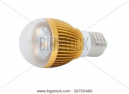Led Lamp. Light Bulb