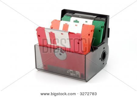 Boxed Diskettes