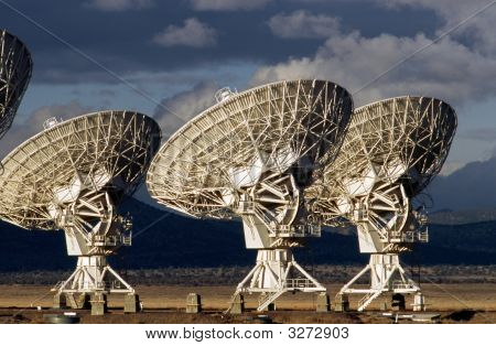 Three Antennas