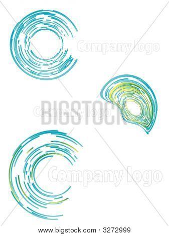 Company Logo Abstract Set 2