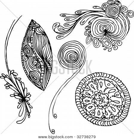 Patterns floral