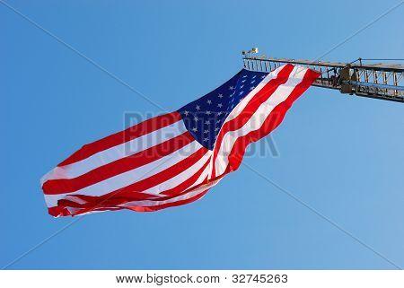 Firetruck Flag