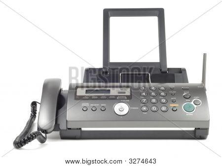 Fax moderno