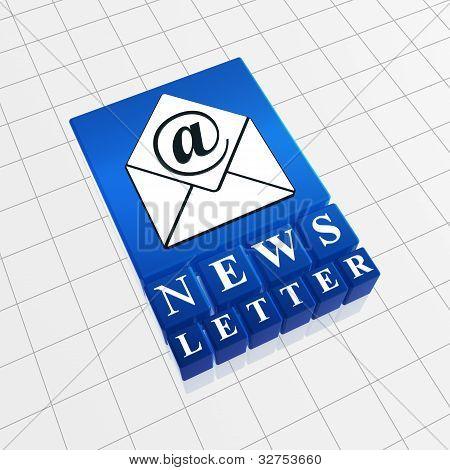 Newsletter-Konzept