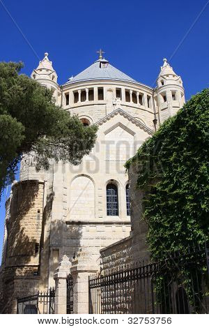 Dormition abbey, Jerusalem