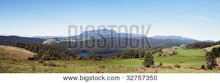 Mt Roland Panorama