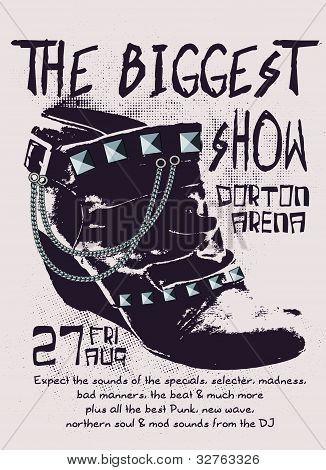 El espectáculo más grande