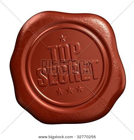 Top Secret Seal