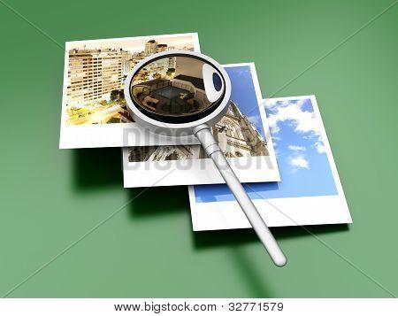Examining Instant Photos