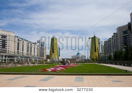 Capital Of Kazakhstan