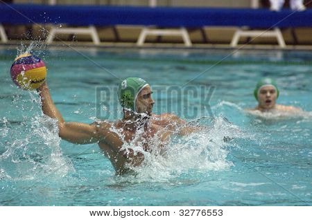 Stepanyuk Konstantin Of Team Sintez(kazan) Of Waterpolo