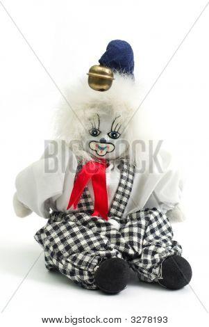 An Isolated Clown