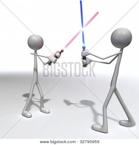 Jedi Duel