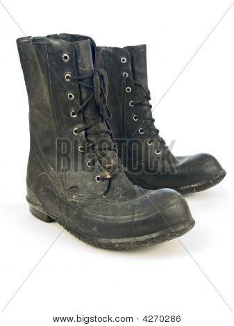 Ww 2 Era Army Rubber Boots