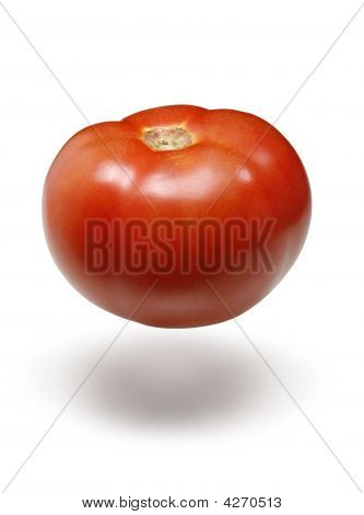 Red Tomato Floating