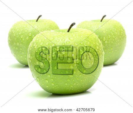 SEO on apple