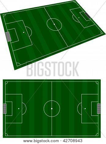 Soccer Terrain