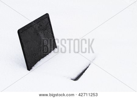 Frozen Laptop