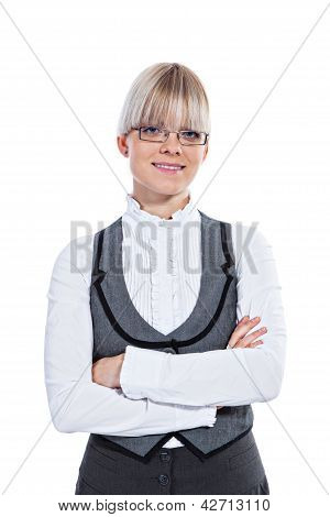 Portrait Of A Business Woman