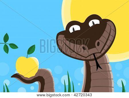 Tempter serpent