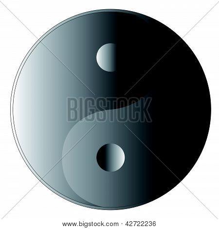 Yin And Yang, Shades Of Grey.