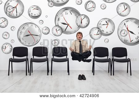 Project Manager Bending Time To Meet Deadlines