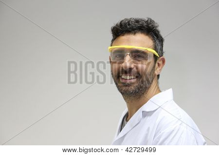 Lab Employee