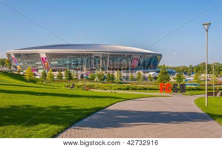 Donbass Arena Stadion